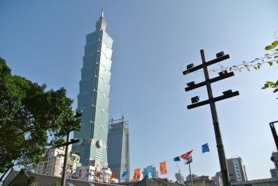 3回目の台北一人旅★2日目は汗だくで象山登山と街歩き!★