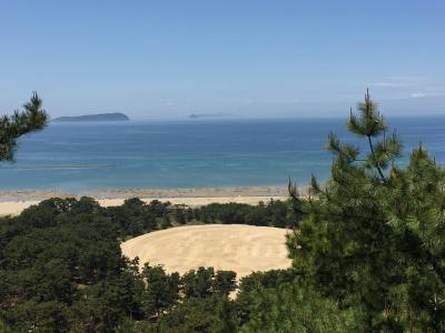 観音寺から海岸線ドライブ