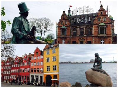 ☆憧れの北欧☆ デンマーク・コペンハーゲン ② 方向オンチ炸裂!おとぎの国で彷徨う