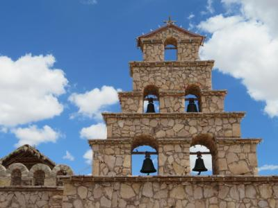 ボリビア 「行った所・見た所」 ウユニからサンクリストバルに、ワルビナKで食事をしてビラアロタに