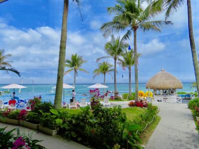2017GW後半【 前編 】母娘旅 in 沖縄ムーンビーチ ☆ やっぱり美ら海さぁ♪