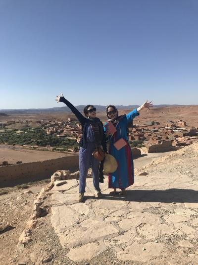 2017年5月モロッコ6泊9日周遊の旅【アイトベンハッドゥ編】
