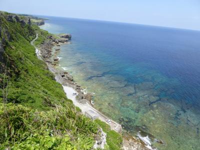 もっとゆっくり過ごせばよかったと思う伊江島 レンタサイクルで満開のゆり祭り・絶景湧出と城山へ