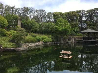 2017年5月 東京散策⑧ 目白庭園