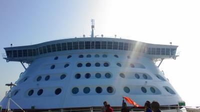 マリナー・オブ・ザ・シーズ 上海~済州島~上海3泊4日ショートクルーズ 乗船記(1)
