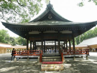 早朝ウォーキング・・・③武蔵国大宮氷川神社に参拝
