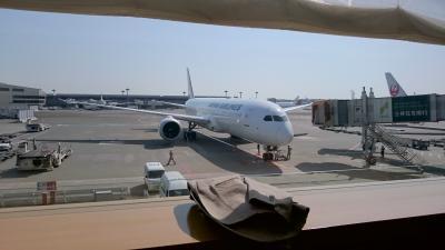 JAL ビジネスクラスで行く マニラ2017 搭乗記