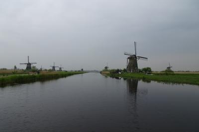2017年 ゴールデンウィークはヨーロッパ オランダ ロッテルダムとキンデルダイク編