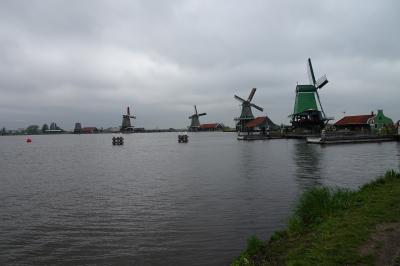 2017年 ゴールデンウィークはヨーロッパ オランダ ザーンセ・スカンス編