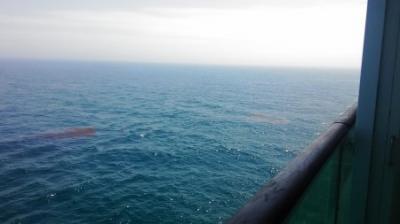 マリナー・オブ・ザ・シーズ 上海~済州島~上海3泊4日ショートクルーズ 乗船記(2)