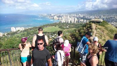 ハワイ13 ダイアモンド・ヘッド&マヌア渓谷