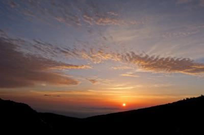 安達太良山 くろがね小屋泊でのんびり登山