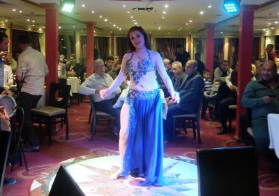 エジプト2017・・・(9)カイロ最終日はファラオ村とベリーダンスにスーフィーダンス(完)
