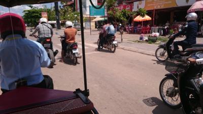 2017年 GWカンボジア旅行 1