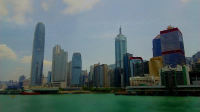 2017のGWはチェンマイに決定☆2日目は香港トランジットでラマ島へ
