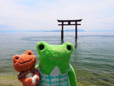 琵琶の湖(うみ)1周ツーリング 1