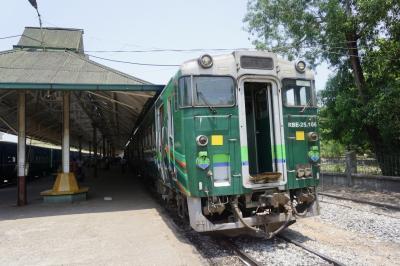 ゴールデンウィーク5連休はミャンマーに癒やされる 2日目 ミャンマー鉄道環状線1周