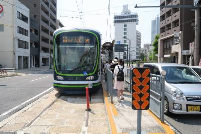 2017.04 広島路面電車全線乗りつぶし