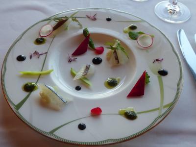 春爛漫の優雅な横浜♪ Vol40 ☆横浜ロイヤルパークホテル:フランス料理「ルシェール」 優雅なディナー♪