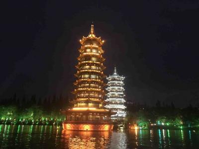 GWは中国 桂林・龍勝へ 楽々団体旅行 1日目
