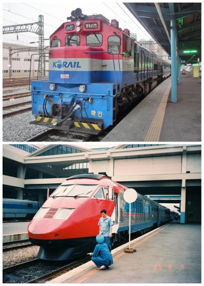 2017年GW 韓国 SRTとセマウル号で行く全羅北道・全羅南道 鉄道の旅(6)最後のセマウル号編)