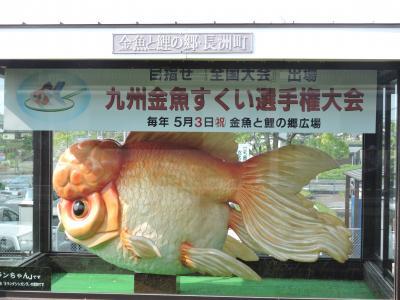 ラムサール条約湿地の荒尾干潟と火の国長洲金魚まつり
