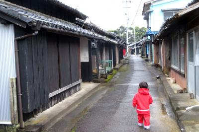 旅する幼児~徳島の出羽島を訪問(+ちょっとだけ高知)中篇