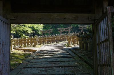 萩藩主毛利家墓所大照院に行って見ました