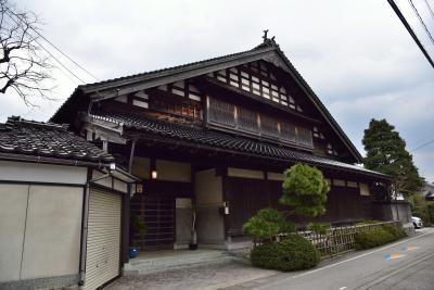 2017 富山の旅 4/7 射水市二口 (2日目)