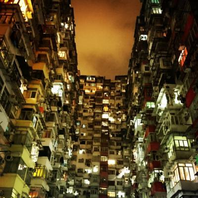弾丸 香港食べ歩き 2017