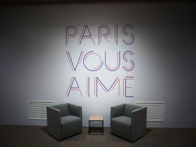 パリ21区【Instant Paris】 シャルル・ド・ゴール空港の新しいラウンジにお邪魔しました。