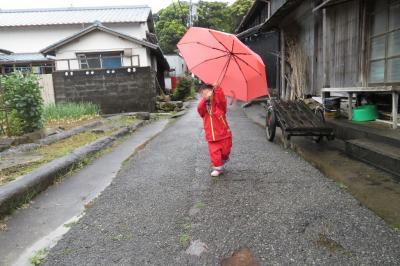 旅する幼児~徳島の出羽島を訪問(+ちょっとだけ高知)後篇