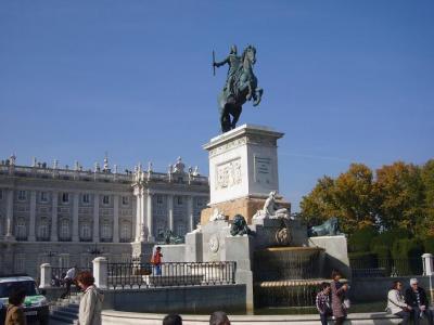 スペイン9日間の旅(1) マドリード