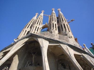 スペイン9日間の旅(7) バルセロナ