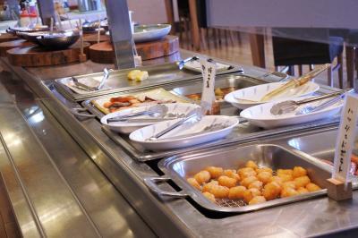 井頭温泉チャットパレス(朝食)