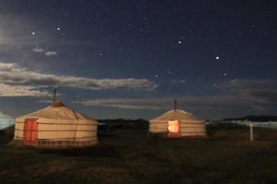 大自然のモンゴル