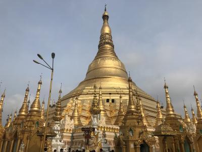 ゴールデンウィーク5連休はミャンマーに癒やされる 3日目 ヤンゴン市内観光。シャン料理にハマる。