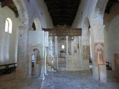 アブルッツォ・ウンブリアのロマネスク教会と美しき村 vol.1 ロショーロ