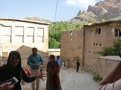 ここはアジアか、それともヨーロッパか? ~陸路でイランを周遊するGW'17~ #5 Lonely Planetにも未掲載!イラン人と行く謎の村 @シーラーズ(前編)
