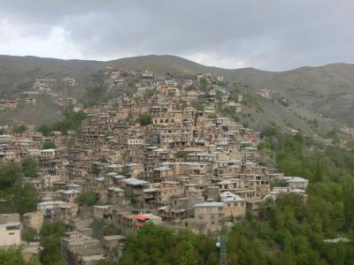ここはアジアか、それともヨーロッパか? ~陸路でイランを周遊するGW'17~ #9 山あいにひっそりと佇むsmall village、そしてチャイハネ @カング村&マシュハド(後編)