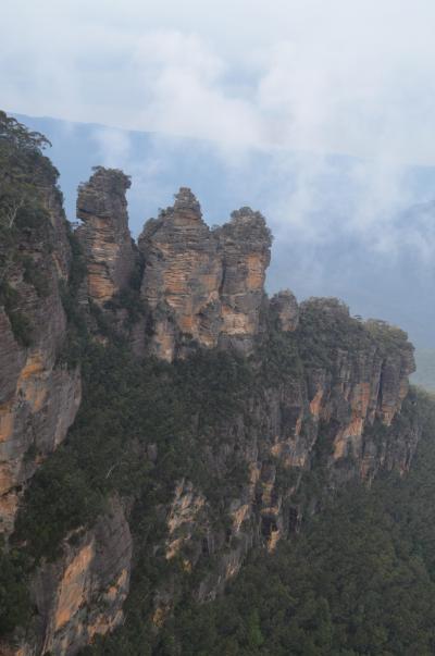 オーストラリアの世界遺産No.2:グレーター・ブルーマウンテン地域を歩く