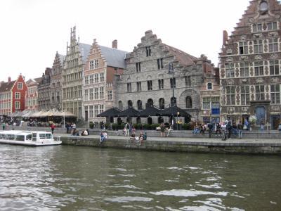 2017年 ベルギー、オランダの旅 ⑤ゲント