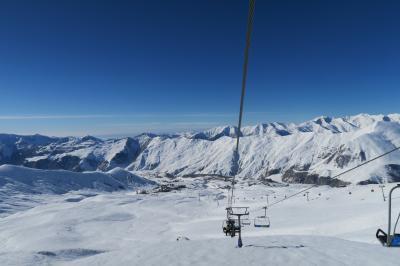 海外スキー た、楽し~い!! ジョージアのグダウリを滑る旅