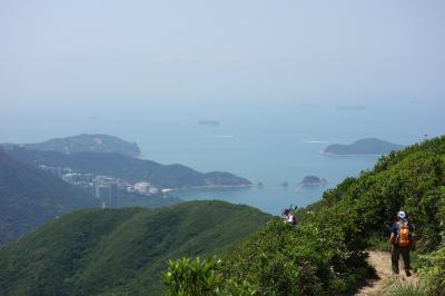 """駐在のついでに 【その25】 香港での初ハイキングで、""""紫羅蘭山 (Violet Hill)""""へ!"""