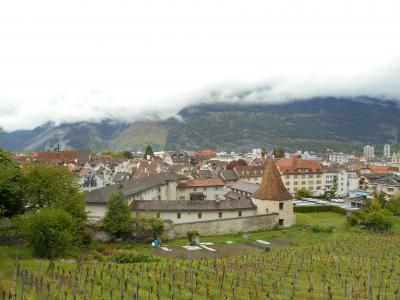 サクッと4日の休みでスイス、リヒテンシュタインを駆け足で②(クール)=2017年5月