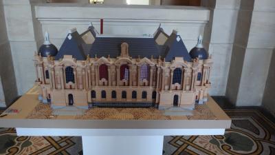 北フランスを巡る10日間の旅(36) 8日目 全仏第2位の規模を誇るリール宮殿美術館。