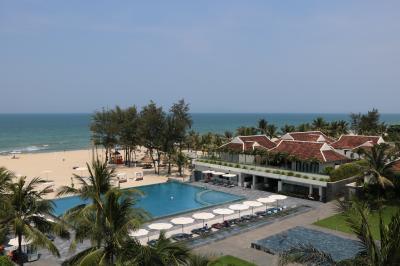 GW キャセイでダナン・プルマンリゾートと香港 その1 ダナンのビーチリゾート滞在
