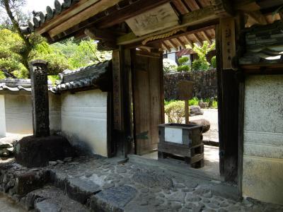 傘寿を越えて 奈良旅を -7 山の辺の道 玄賓庵より大神神社へ