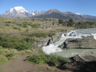 チリ 「行った所・見た所」 パタゴニア・パイネ国立公園ドライブ