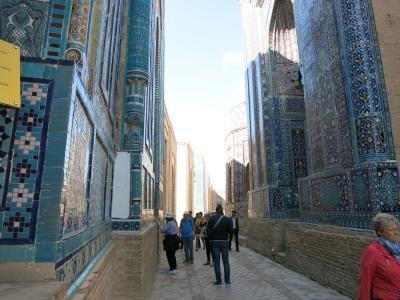 ウズベキスタン再訪(1) 日本~サマルカンド迄(2017年4月)